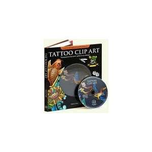 Tattoo Clip Art   Thousands of Ready to Use Designs Books