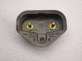 SINGER SEWING MACHINE MODEL 403A PLUG RECEPTACLE PARTS
