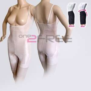Slimming Full Body Shaper Lift Hip Thigh Waist Support Cincher U Pick