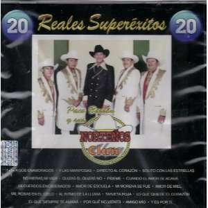 Paco Barron Y Sus Nortenos Clan 20 Reales Superexitos