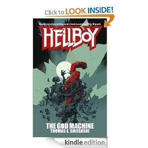 The God Machine (Hellboy (Pocket Star Books)) Thomas E. Sniegoski