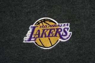 LOS ANGELES LAKERS MENS PANTS FLEECE NBA ADIDAS 4XLT