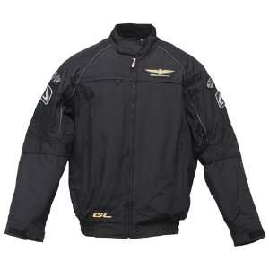Joe Rocket Goldwing Blue Ridge Jacket   Small/Black/Black