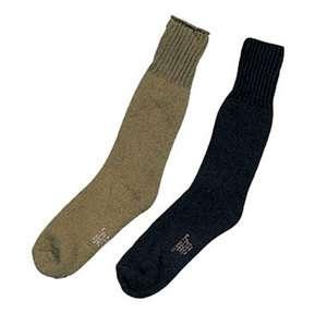 USA Made GSA GI Cold Weather Thermal Military Boot Sock
