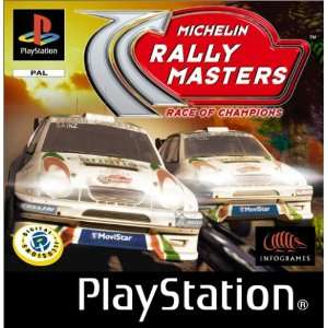 Michelin Rally Masters Video Games