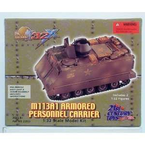 M113A1 Armored Personnel Carrier Scale 132 by 21st