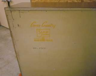 SLIGH Furniture CROSS COUNTRY 10 drawer CHest Grand Rapids Chair Co