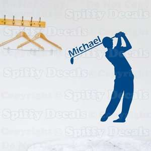 PERSONALIZED CUSTOM NAME BOY GIRL Bedroom Vinyl Wall Decal Lettering