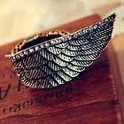 Design Vintage Personality Angels Wing Flexible Fashion RING 5084