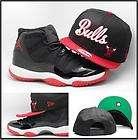 New Era Chicago Bulls Snapback Hat To Match The Air Jordan Retro 11