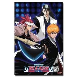 BLEACH Good Guys Anime/Manga Poster Print (22 x 34):
