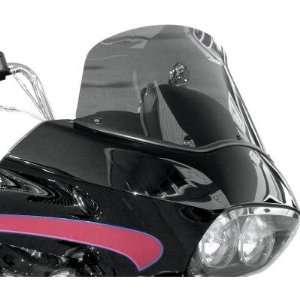 14 Gun Smoke Replacemen Windshield for Harley Davidson FLR 1998