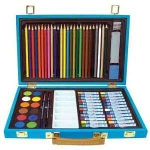 Wooden Blue Beginners Art Set: Arts, Crafts & Sewing