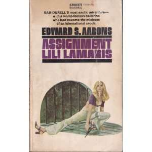 Assignment Lili Lamaris (Sam Durell, No. 10) Edward S