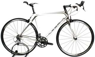 2011 ORBEA ONIX 54cm Road Bike Carbon Fiber Monocoque White Complete