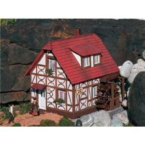 ROSENBACH WATER MILL   PIKO G SCALE MODEL TRAIN BUILDING