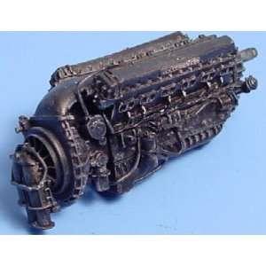 Aires 1/48 Rolls Royce Merlin Mk 11 Engine