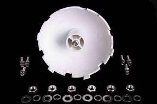 BRAND NEW 300W WATT WIND TURBINE GENERATOR WITH 6 BLADES LIGHT AND