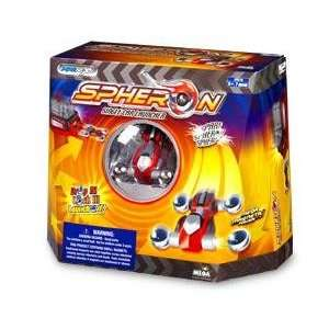 Mega Bloks Spheron Car and Launcher   Red Toys & Games