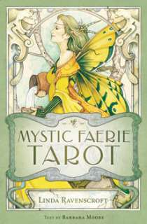 Mystic Faerie Tarot Deck fairy art by Linda Ravenscroft