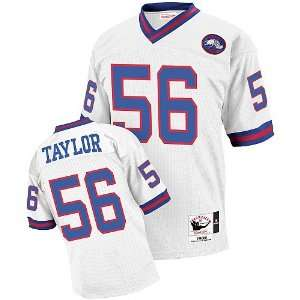 New York Giants NFL Jerseys #56 Lawrence Taylor Authentic Football