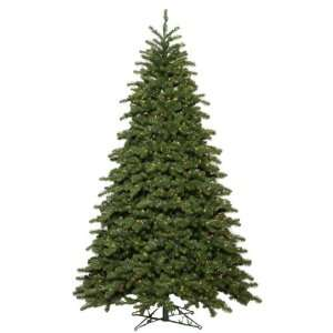6.5 Pre lit Douglas Fir Artificial Christmas Tree   Multi