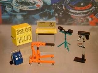 Garage Shop Equipment Display Hoist Welder 164 Scale