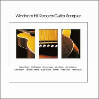 Windham Hill Records Guitar Sampler Various Artists