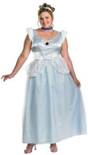 CINDERELLA Gown Disney Princess Costume Plus Size 18 24