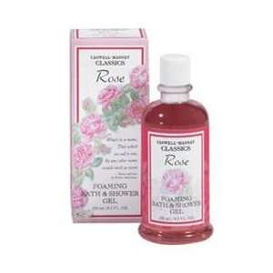 Caswell Massey   Rose Foaming Bath & Shower Gel Beauty
