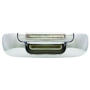 IPCW DLR02CT Dodge RAM Pickup Chrome Tailgate Handle with Red LED and
