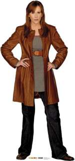DOCTOR WHO DONNA NOBLE Lifesize Cardboard Standup TV FIGURE PROP