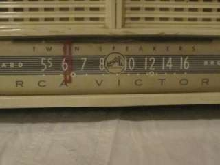 Vintage RCA Victor Model 8 X 8N Twin Speakers |