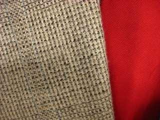 Mens Kuppenheimer double breasted sport coat blazer jacket 46R (c72 2