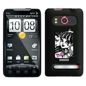 Monster High Draculaura on HTC Evo 4G Case  Players
