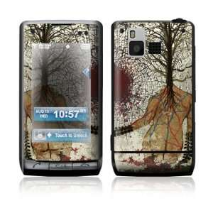 LG Dare VX9700 Skin Sticker Decal Cover   The Natural