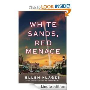 White Sands, Red Menace eBook Ellen Klages Kindle Store