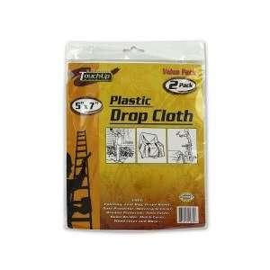 Plastic Drop Cloth Set