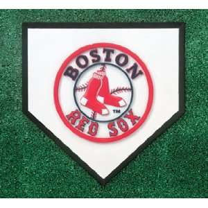 The Boston Red Sox MLB Baseball Home Plate Stepping Stone