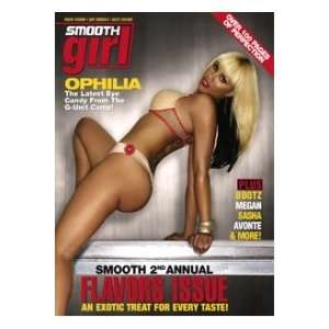 Smooth Magazine (2nd Annual Flavors Issue 2007) (Ophilia