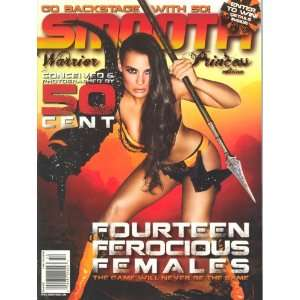 Smooth Magazine # 52 Warrior Princess Edition: Sandy