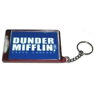 The Office Dunder Mifflin Paper Company Key chain