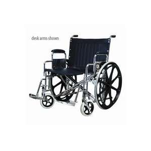 Everest & Jennings Traveler XD Wheelchair   20 Wide x 17 Deep