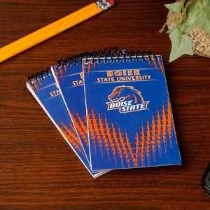 Boise State Broncos 3 Pack 3 x 5 Team Memo Pads