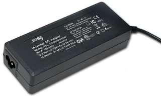 Lot of 2, 120W 15V 20V 8A Universal Laptop / Notebook AC/DC Adapter