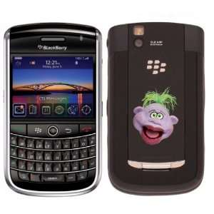 Peanuts Face by Jeff Dunham on BlackBerry Tour Phone