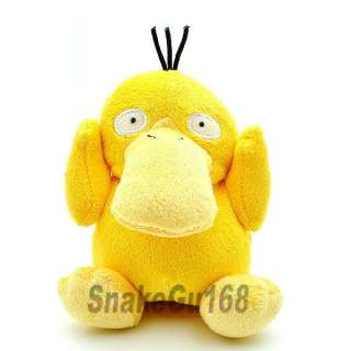 Pokemon Psyduck Plush Soft Doll Toy New+PC313