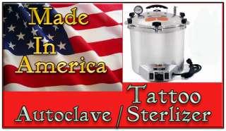 2011 AMERICAN MADE Tattoo Electric Sterilizer Autoclave