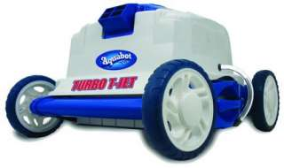 New Aquabot Turbo T Jet In Ground Robotic Swimming Pool Cleaner