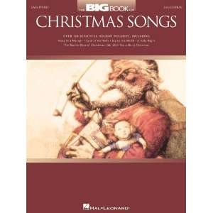 The Big Book of Christmas Songs   2nd Edition   Easy Piano
